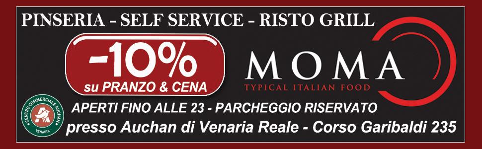 Moma Italian Food - Venaria Reale